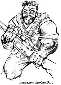 ilustración de Esteban Duró